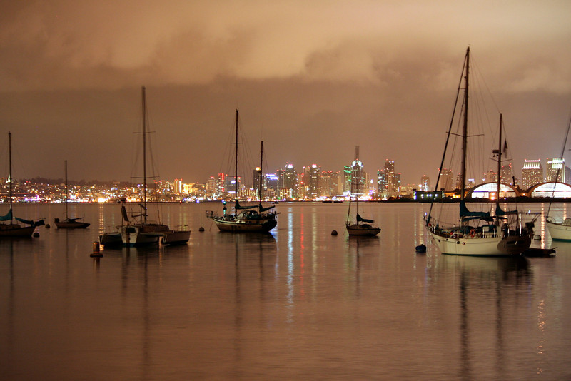 San Diego, June '09