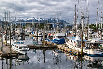 Sitka Marina, Alaska