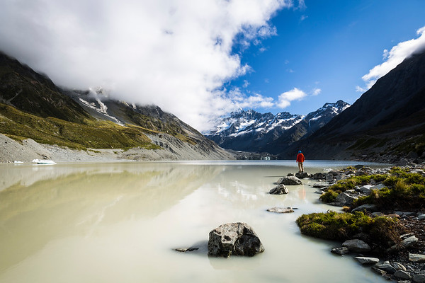 Mt Cook National Park / New Zealand
