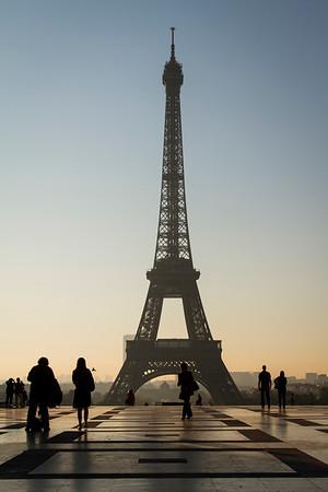 La Tour Eiffel / Paris, France