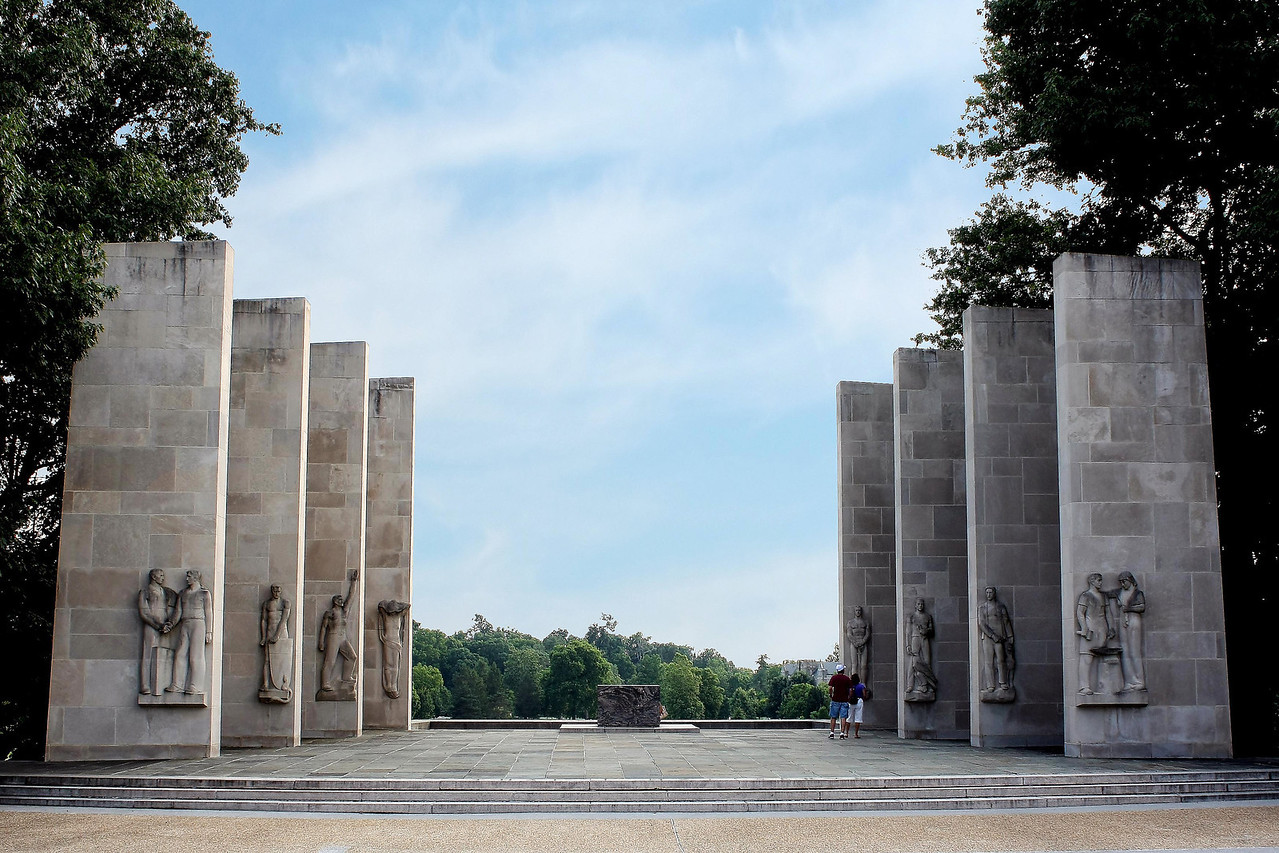 War Memorial, Virginia Tech