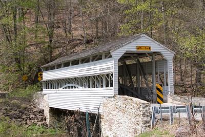 Covered bridge. Wayne, PA.