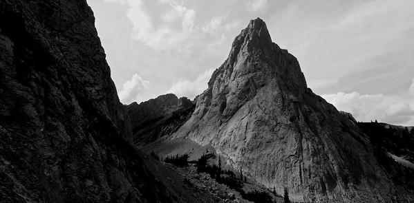 Mt Louis in Banff National Park