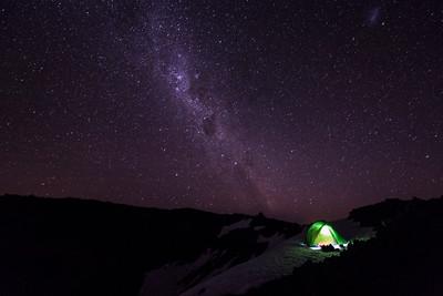 Tongariro National Park / New Zealand
