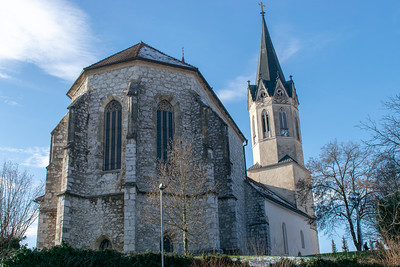Kapiteljska cerkev, Novo mesto