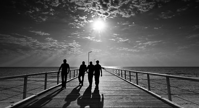Semaphore Jetty, South Australia