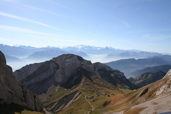 Switzerland, October '09