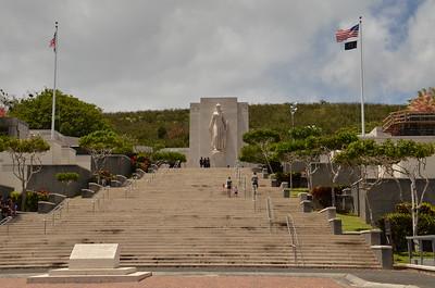 The Punchbowl Memorial