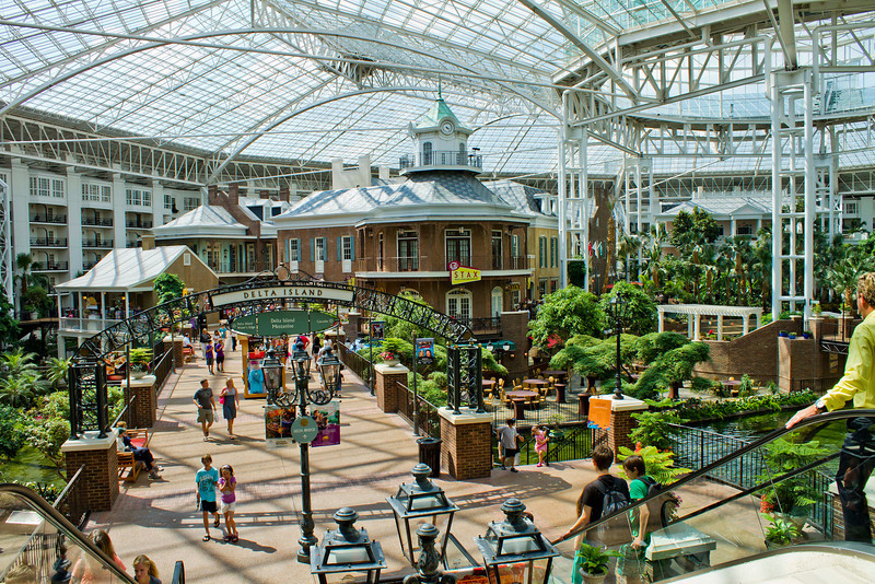 Gaylord Opryland Hotel<br /> Nashville, Tennessee