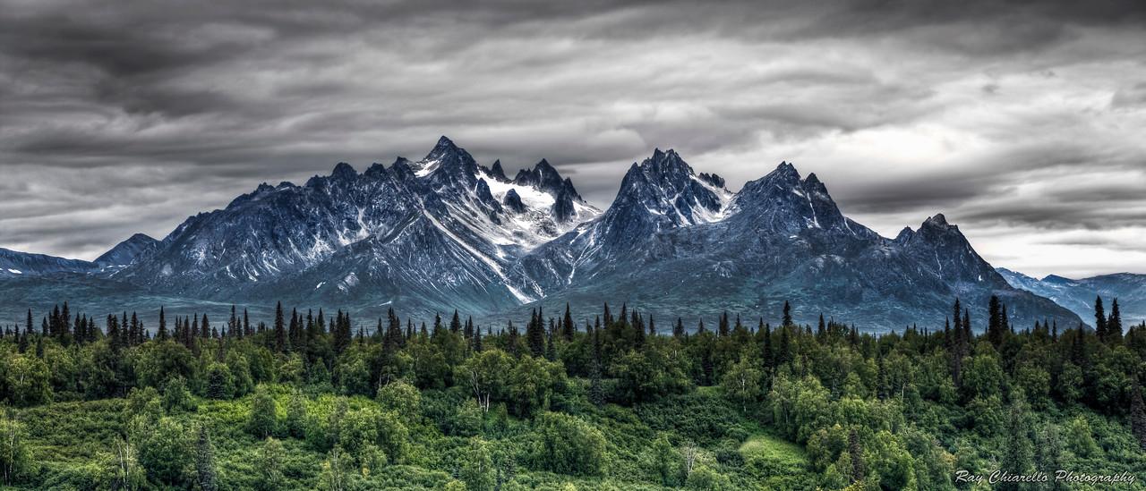 Tokosha Mountains