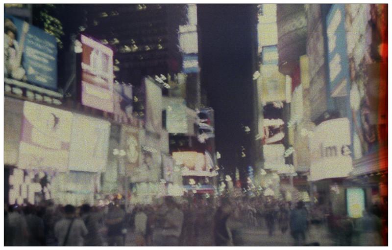 35 mm film on Zenit EM