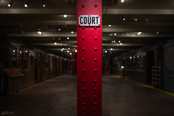 Court Street Subway