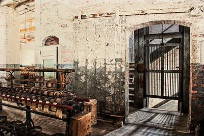 Lonaconing Silk Mill, Maryland
