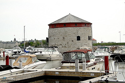 Battery Tower