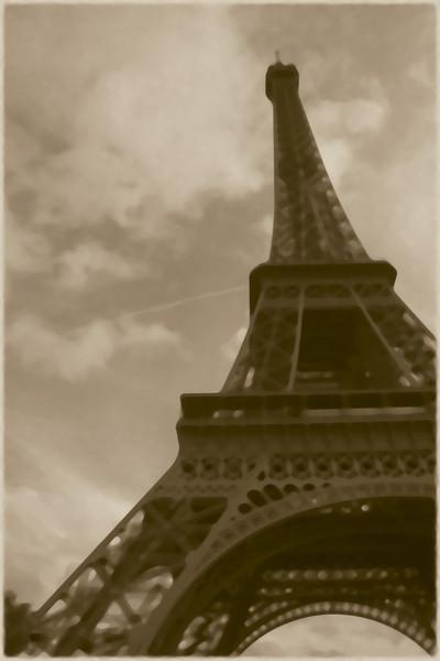 The Eiffel Tower<br /> Paris, France