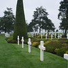 Row after row of heroes who gave their lives for our freedom lie in this memorial cemetery. You truly feel you are on holy ground.