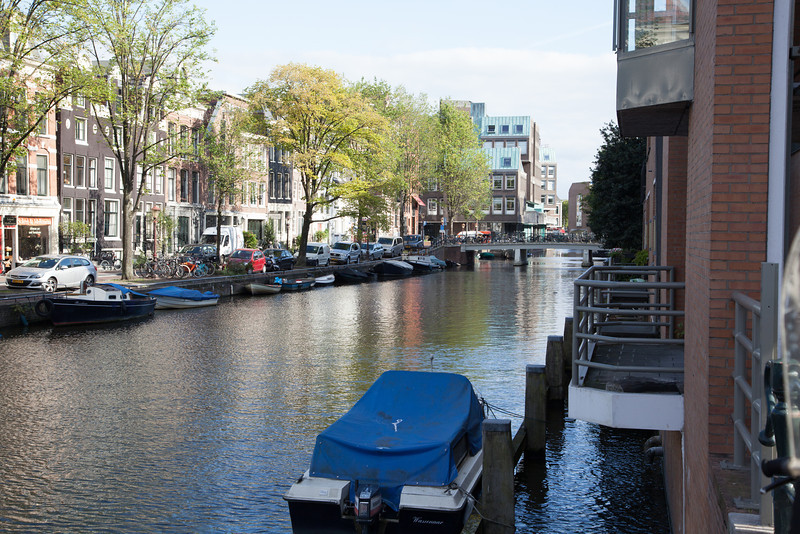 Prinsengracht Canal.