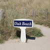 Utah Beach was less heavily defended than Omaha Beach. Still, it was no picnic.