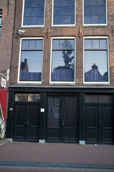 No trip to Amsterdam is complete without visiting Anne Frank's house.