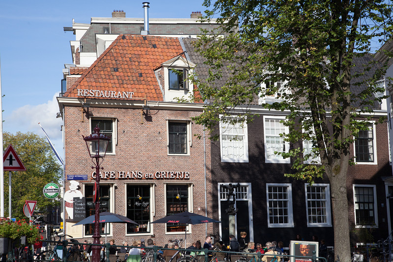 This was a great lunch spot near the museumplein.
