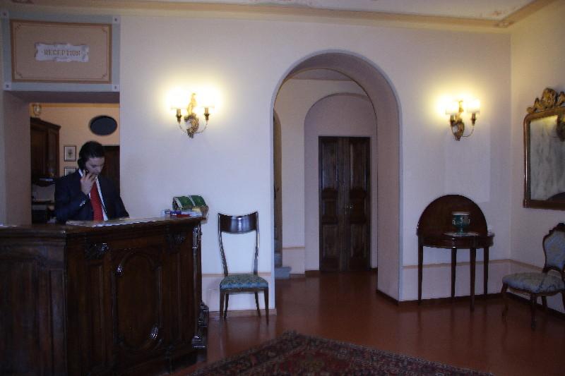 Cortona:  Villa Marsili