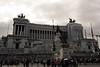 Rome: Piazza Venezia (Monumento Vittorio Emanuele II)