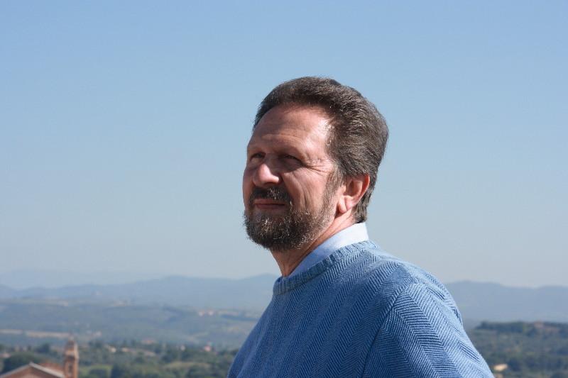 Siena: Sam Hilt (Tour Guide)