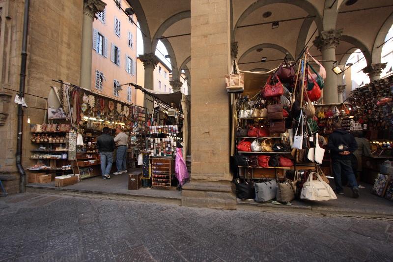 Florence: Straw Market