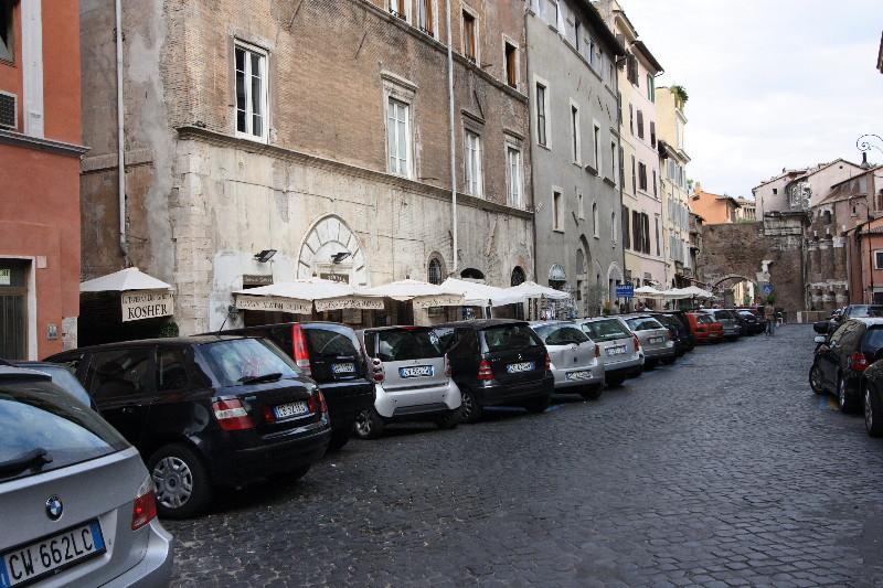 Rome: Jewish Ghetto