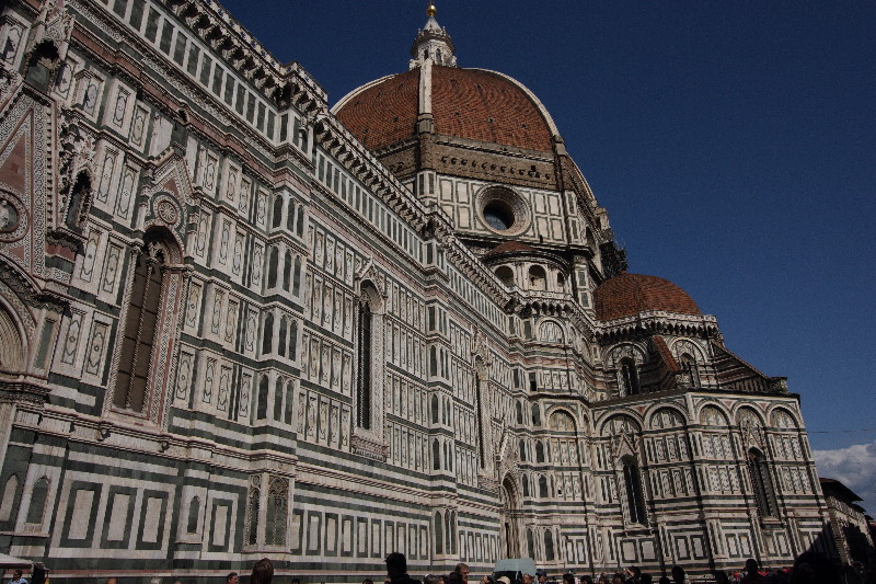Florence:  Santa Maria Del Fiore (Duomo)