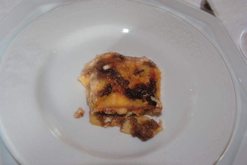 Bucine: Poggio Molina (Lasagne)