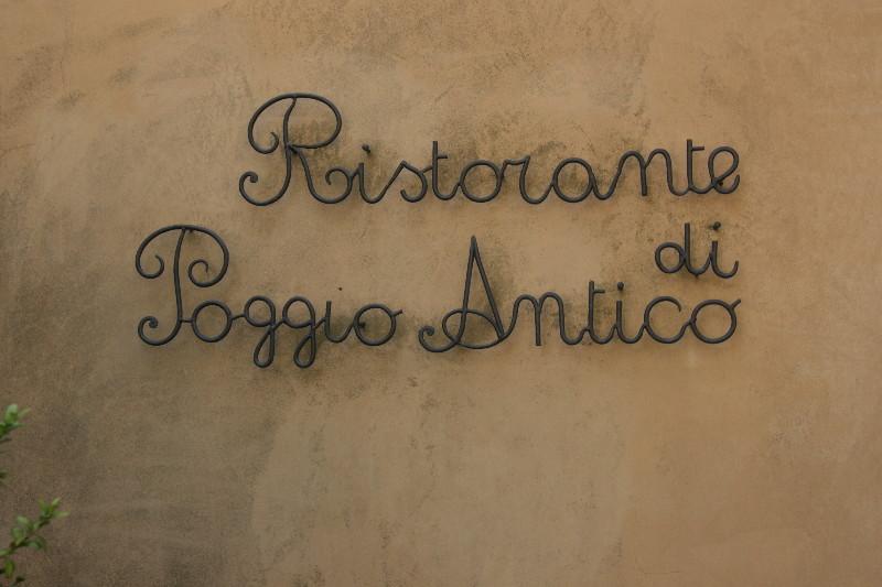 Montalcino: Poggio Antico