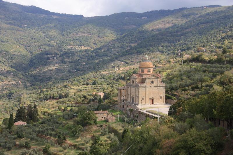 Cortona: Santa Maria Nuova