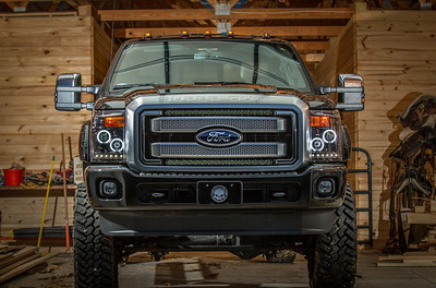 Ford F350 Lifted 2015-03-21-13