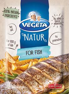 267599 PODRAVKA Vegeta Natur maitseaine kalale 20g 3850104265723