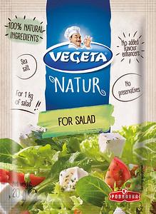 268299 PODRAVKA Vegeta Natur maitseaine salatitele 20g 3856020221188
