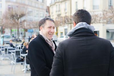 Xavier Albertini : deuxième adjoint à la Mairie de Reims, Vice-Président de la région Grand Est