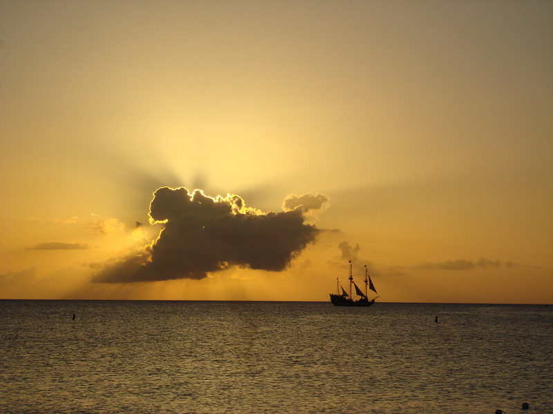 Cayman Sunset