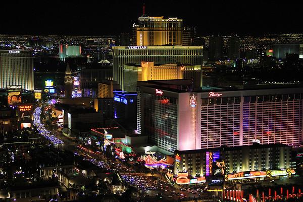 Las Vegas Strip - Photo by Rick Dodele
