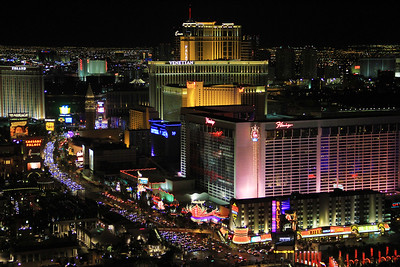 Las Vegas Strip - Photo by Rick Dodele