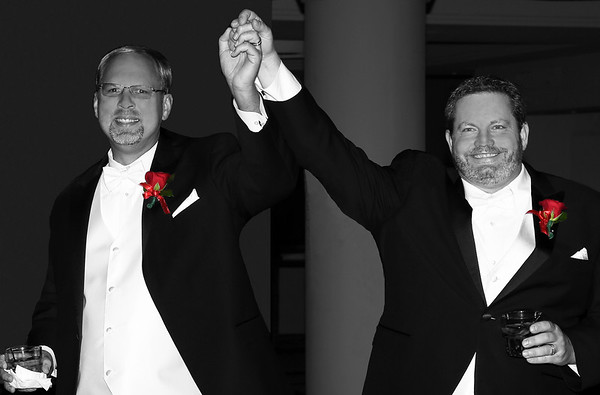 Wedding Photography - Photo by Rick Dodele - Proudly serving  both tradiitional weddings and  same sex weddings