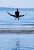 Amazing ballet dancer at Alki beach.  Captured for Seattle Weekly.