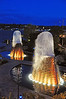 Fountain Park, Bremerton, featured on front page of Daily Journal of Commerce.