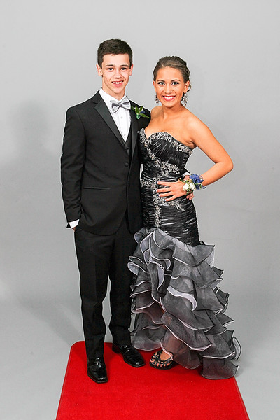 High school prom example