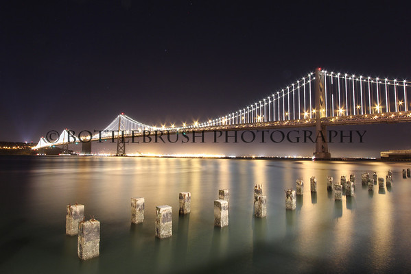 The New Oakland Bay Bridge