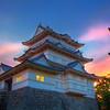Sunset at Odawara Castle