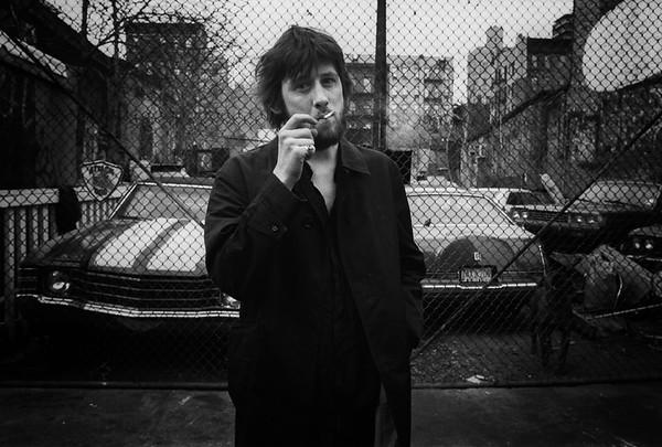 Shane McGowan, NYC, 1990 James Higgins © 2015