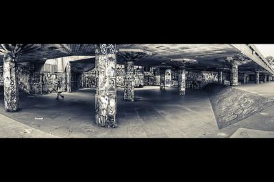 south bank skate park d