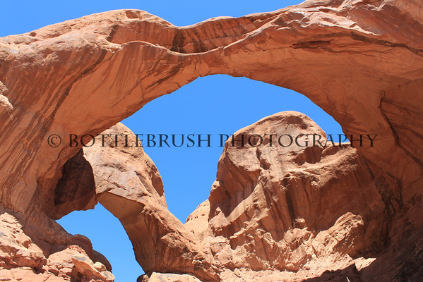 Double Arch, Arches National Park