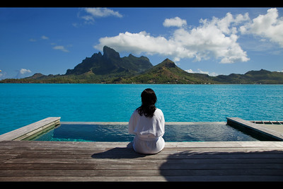 sham bora bora four seasons deck 2 mount otemanu